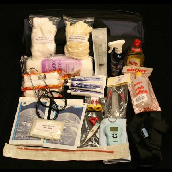 birthing and cria kit