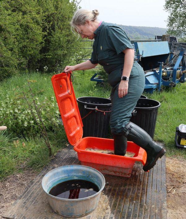 simplify farm biosecurity