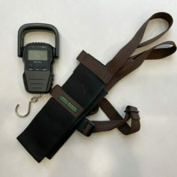 weigh sling and digital scale